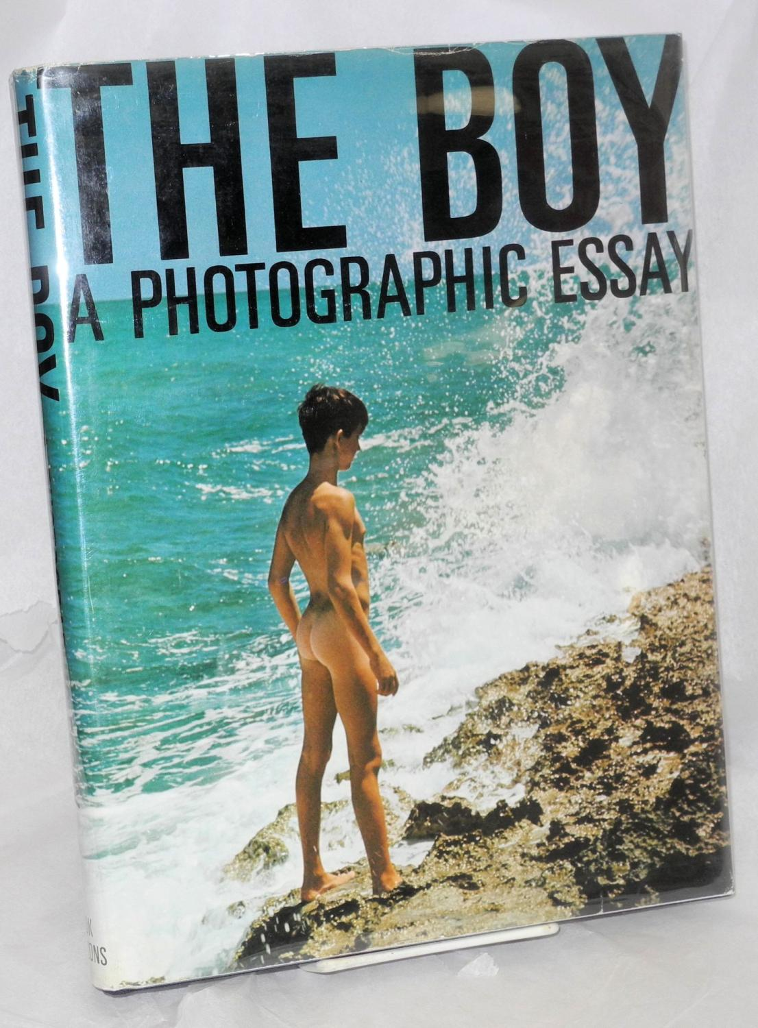 The boy: a photographic essay: St. Martin, Georges & Ronald C. Nelson, editors, various ...