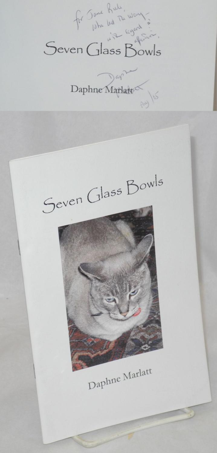 the blue bowl poem View journal entry 12 from enc 1102 at miami dade college, miami karol velasquez the blue bowl in the poem, the speaker gives a sense of grief about the death of the cat using different techniques.