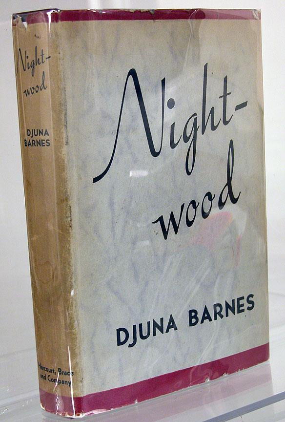 Nightwood: Barnes, Djuna, introduction by T. S. Eliot