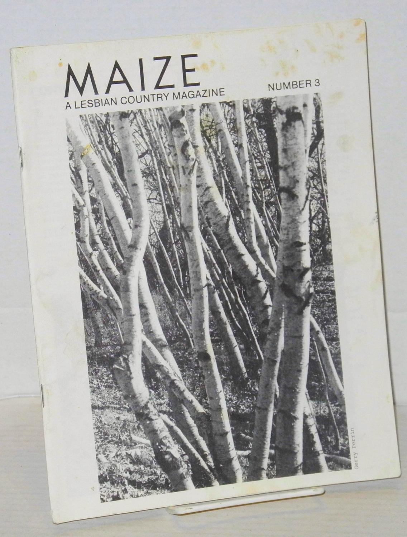 Maize a lesbian country magazine