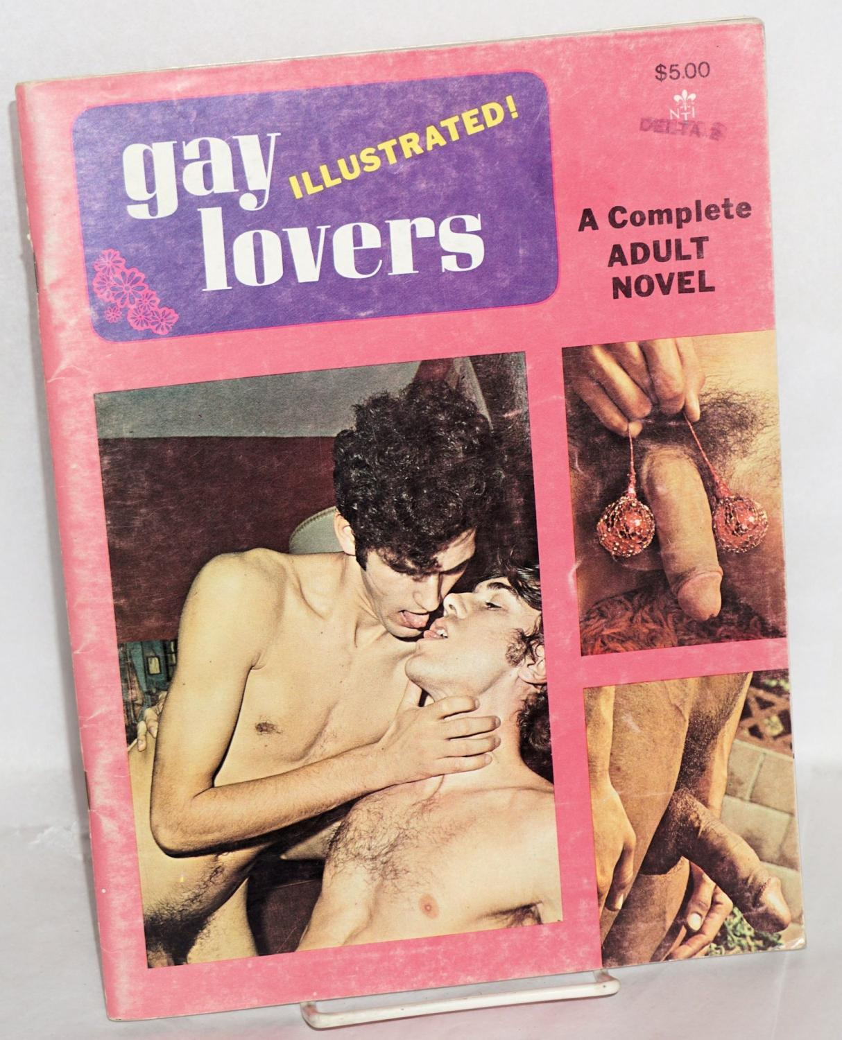 Gay Lovers: a complete adult novel; illustrated Anonymous