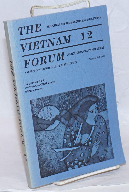The Vietnam Forum: a review of Vietnamese
