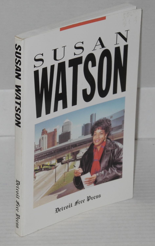 Susan Watson: Watson, Susan