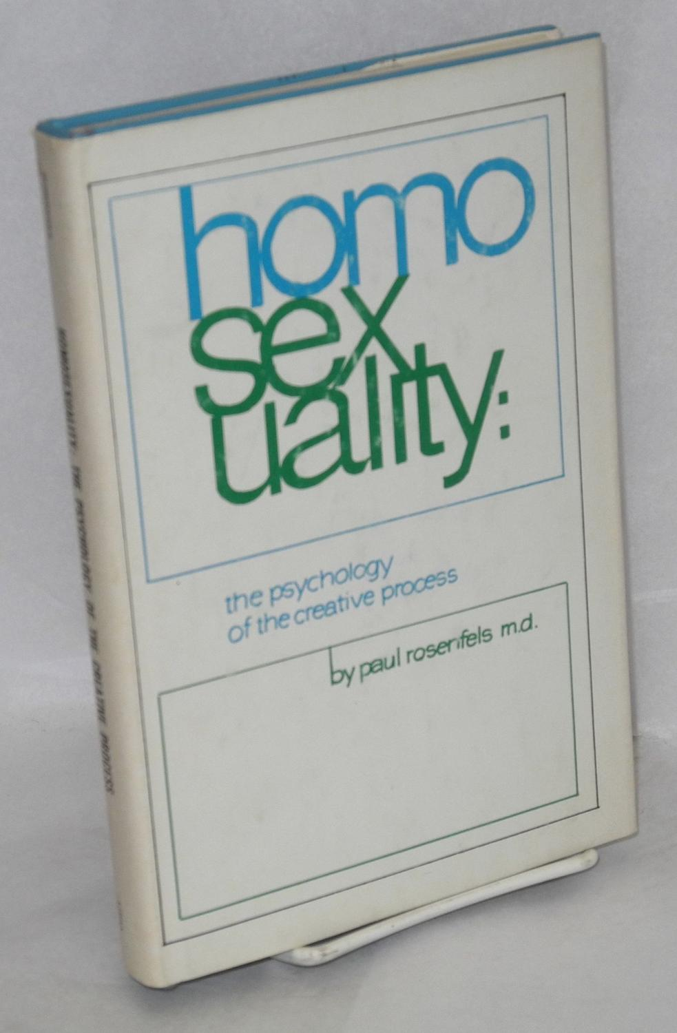 the psychology of homosexuality Personality psychology is a branch of psychology which studies personality and individual different processes - that which makes us into a person one emphasis is on trying to create a coherent.