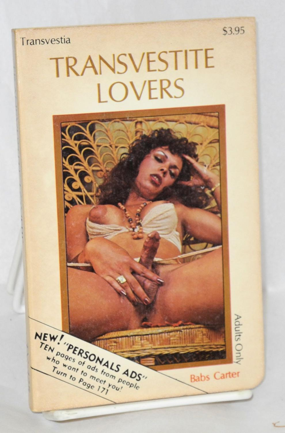 Transvestite picture pages