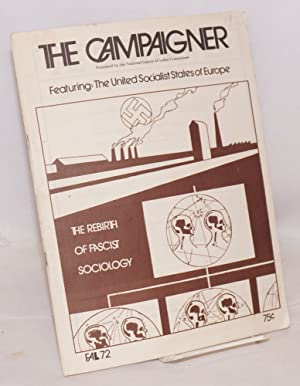 The campaigner, vol. 5, no. 4, Fall, 1972;: LaRouche, Lyndon]