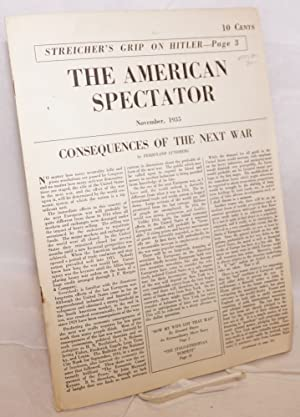The American spectator: a literary newspaper, vol. 3, no 35, July, 1935