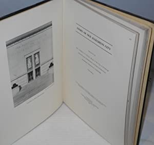 Story of old Allegheny City. Compiled by Workers of the Writers' Program of the Works Projects...