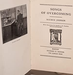 Songs of overcoming. With illustrations by Annetta J. St. Gaudens and from photographs: Johnson, ...
