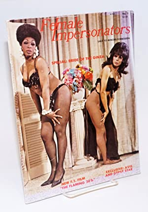 Female Impersonators; no. 3, Winter 1970 (special: Bride of the Ginza): Roberts, Pudgy, editor