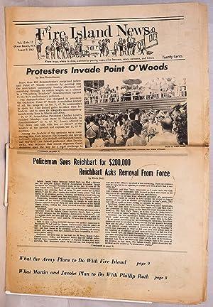 Fire Island News: vol. 13, no. 12, Ocean Beach, NY, August 9, 1969