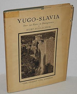 Yugo-Slavia Slavonia, Croatia, Dalmatia, Montenegro, Herzegowina, Bosnia & Serbia. Architecture...