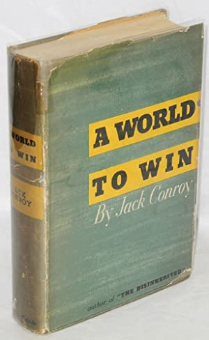 A world to win: Conroy, Jack
