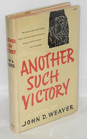 Another such victory: Weaver, John D.