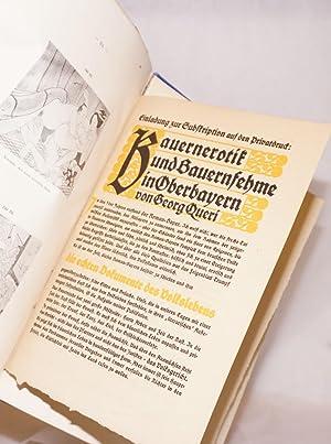 Das Geschlechtleben in Glauben, Sitte, Brauch und Gewohnheitrecht der Japaner: Krauss, Friedrich S.