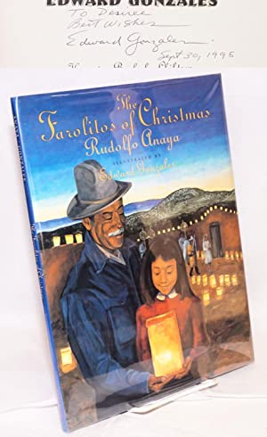 The Farolitos of Christmas; a New Mexico Christmas story