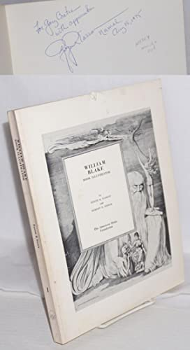 William Blake: book illustrator; a bibliography and: Blake, William, Roger