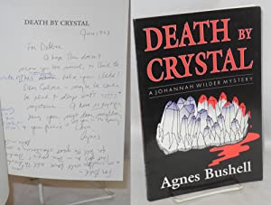 Death by crystal a Johannah Wilder mystery