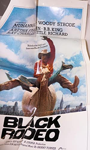 Black rodeo: a film by Jeff Kanew: Kanew, Jeff, director,