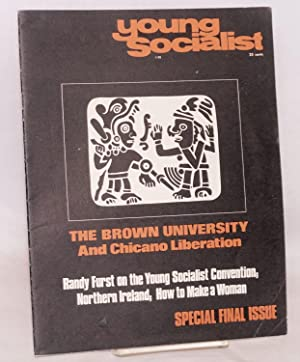 Young Socialist: vol. 13, no. 1, January: Blackstock, Nelson, editor,