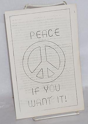 Peace if you want it! Smash - violence!: Malatesta, Errico