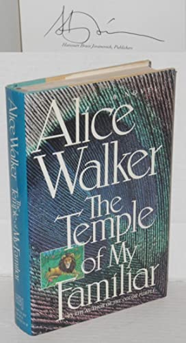 The temple of my familiar a novel