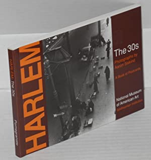 Harlem: The 30s A Book of Postcards: Siskind, Aaron