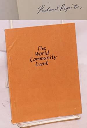The World Community Event