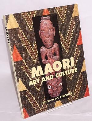 Maori Art and Culture; Contributors: Janet Davidson,: Starzecka, D. C.,