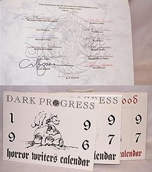 Days of blood: Dracula centennial calendar 1997: Auerbach, Nina, Nancy