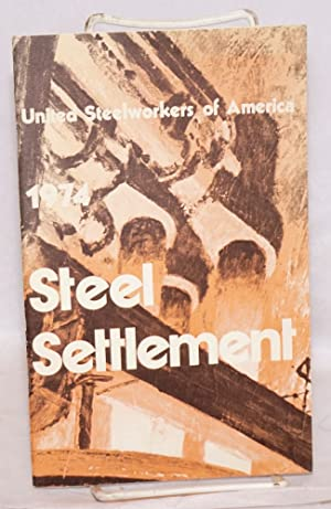 1974 steel settlement: US Steel]