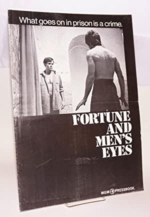 MGM presents:; Fortune and men's eyes; an MGM pressbook