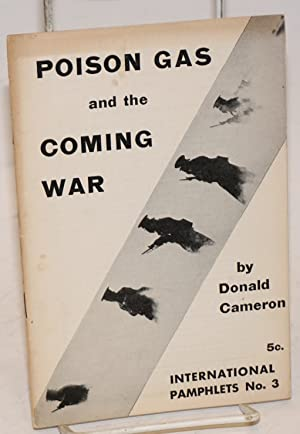 Poison gas and the coming war: Cameron, Donald