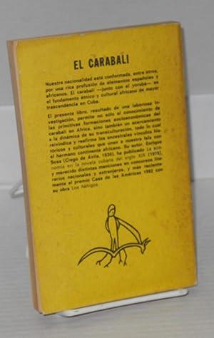 El Carabali: Sosa, Enrique
