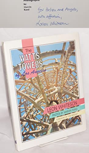 The Watts Towers; photos by Marvin Rand