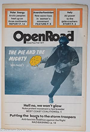 Open Road. No. 4 (Fall 1977)