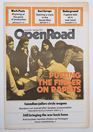Open Road. No. 6 (Spring 1978)