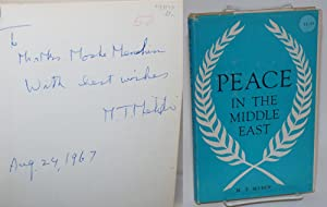 Peace in the Middle East: Mehdi, M. T.