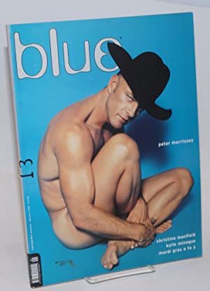 not only) Blue Issue 13, February 1998: Grand, Marcello and Karen-Jane Eyre, editors, various ...