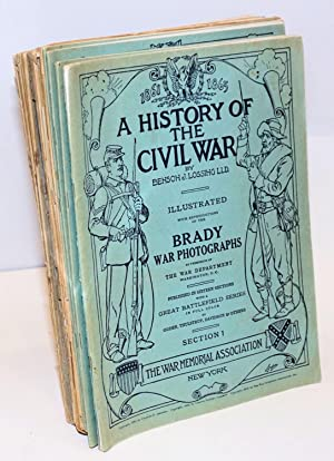 A History of the Civil War 1861: Lossing, Benson J.