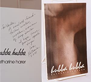 Hubba hubba; poems: Harer, Katherine