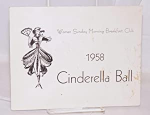 1958 Cinderella Ball (photo in souvenir folder)
