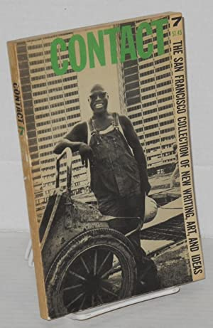 Contact 7: incorporating Western Review, the San Francisco Collection of New writing, Art, & ...