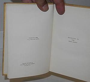 Wind-harp songs. Author's edition: Lloyd, J. William