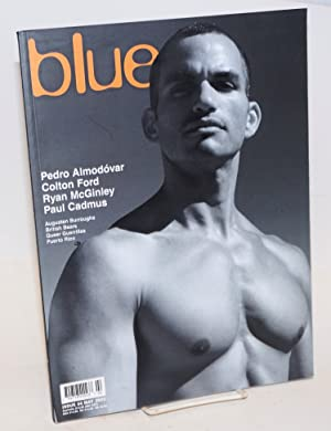 not only) Blue Issue 44, May 2003: Grand, Marcello and Karen-Jane Eyre, editors, Pedro Almodovar, ...