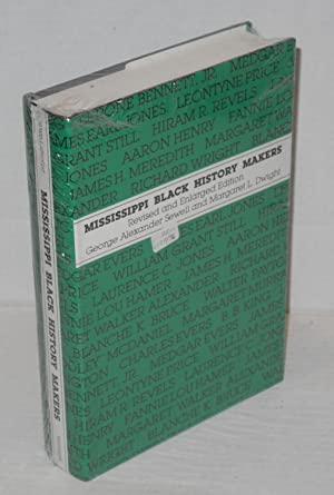 Mississippi black history makers; introduction by Margaret: Sewell, George Alexander