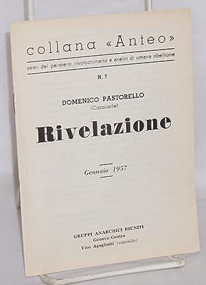 Rivelazione: Pastorello, Domenico