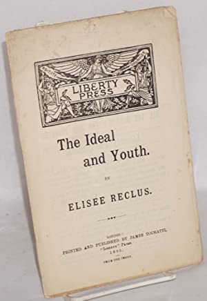 The ideal and youth: Reclus, Elis?e