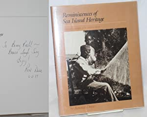 Reminiscences of Sea Island heritage: Daise, Ronald