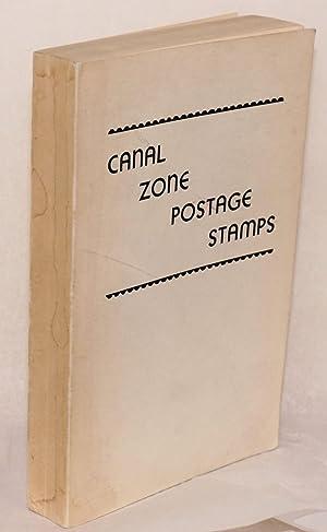 Canal Zone Postage Stamps: Tatelman, Edward